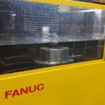 invändig trådgnistning i maskin